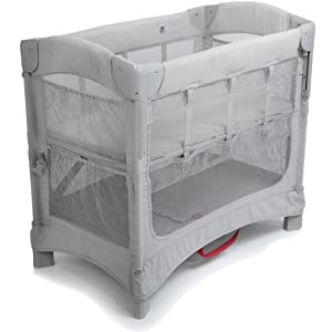 bassinet grey