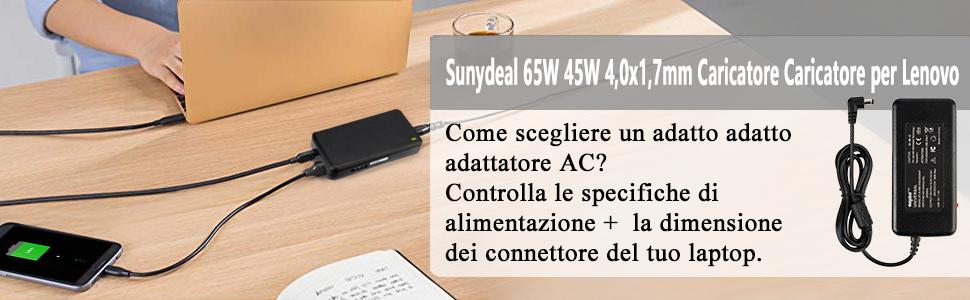 Caricatore Notebook Adattatore PC Portatile Alimentatore per Acer Aspire High Quality Output: 19V