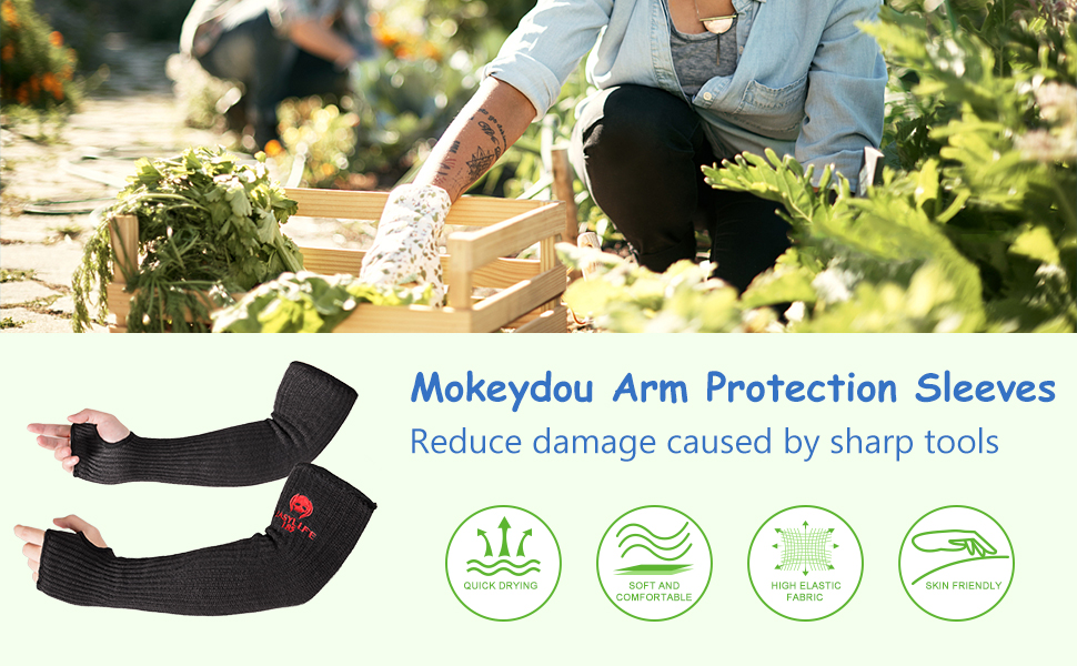 arm protection sleeves