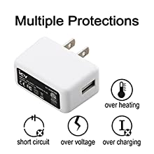 usb charger multiple protection