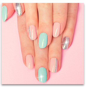 glitter for nails