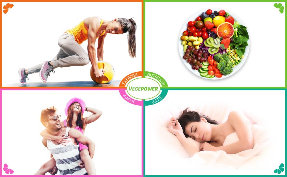 better life need sleep nutrition happy excise