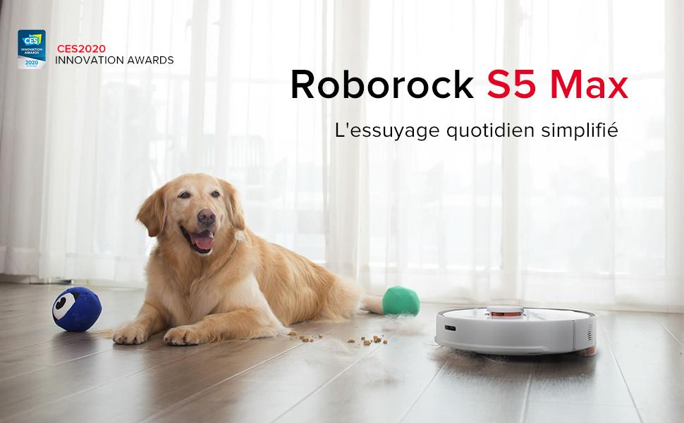 roborock s5max