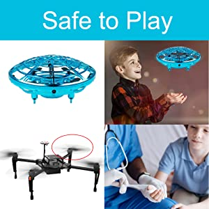 Hand Drone for Kids