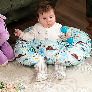 Infant positioner baby lounger