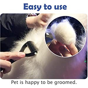 cat shedding tool