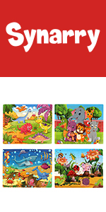 Wooden jigsaw puzzles for kids childs boys girls educational learning gift christmas birthday