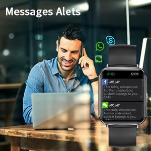 messages alets