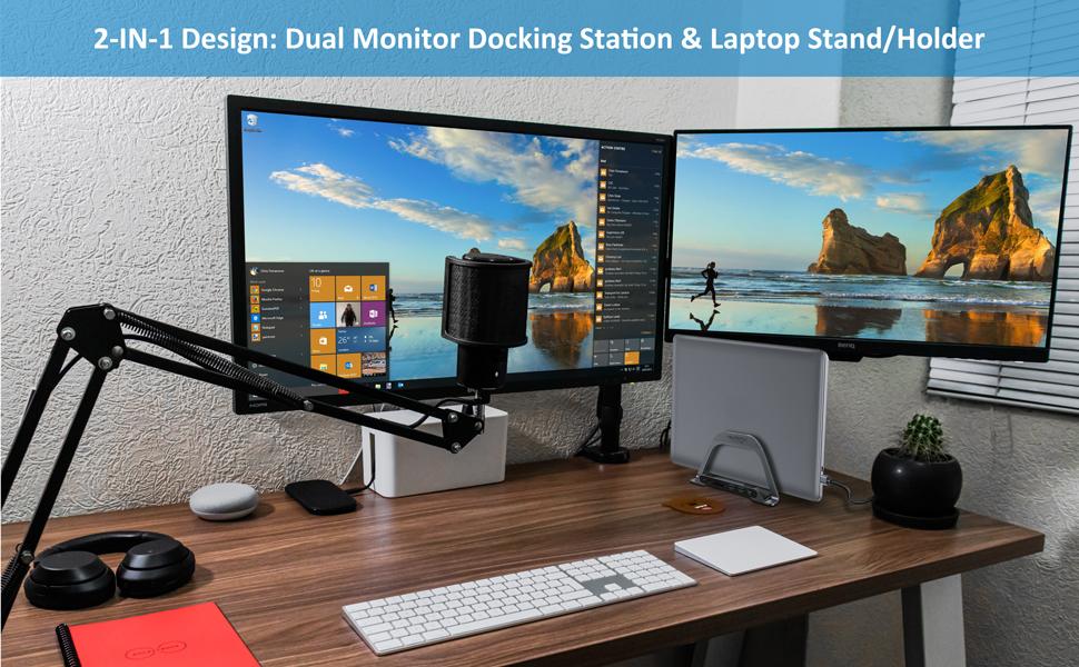 docking station laptop dual monitor  docking station hdmi laptop docking station laptop docks dock