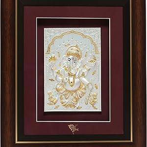 silver god frames silver ganesha frame silver frames of gods silver photo frames god silver deity