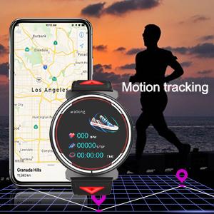 Motion track