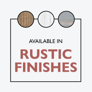 Ilyapa Wooden Display Shelf - Rustic farmhouse home decor ideas for kitchens, bathrooms, living room