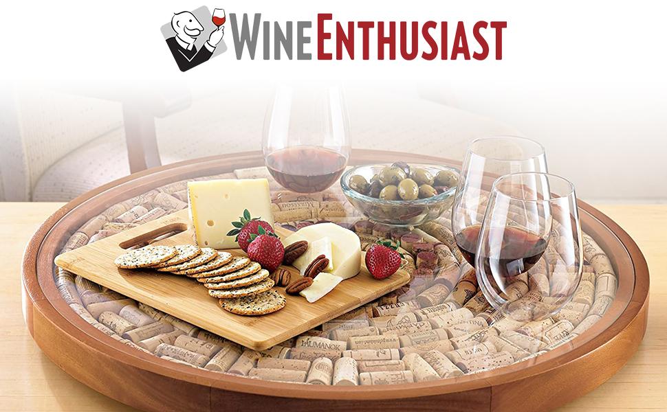 houseware, housewares, home decor, serveware, tabletop, wine accessories, wine accessory