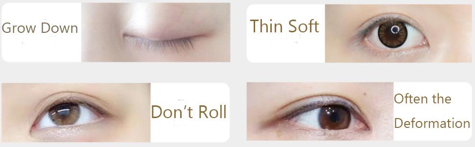 eyelashes natural