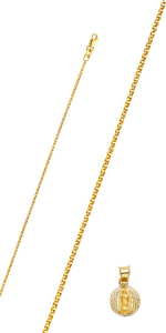 layering coin charm necklace in various sizes Catholic Jewelry dainty gold choker chain necklaces