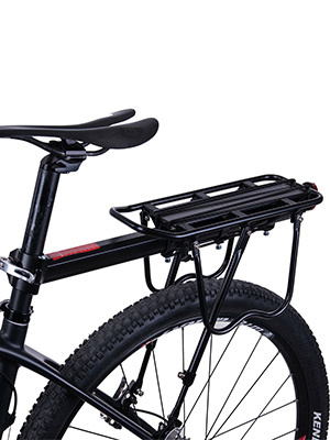 "ROCKBROS Aluminum Bike Rack MTB Quick Release 24-29 /""Max.50KG Adjustable"