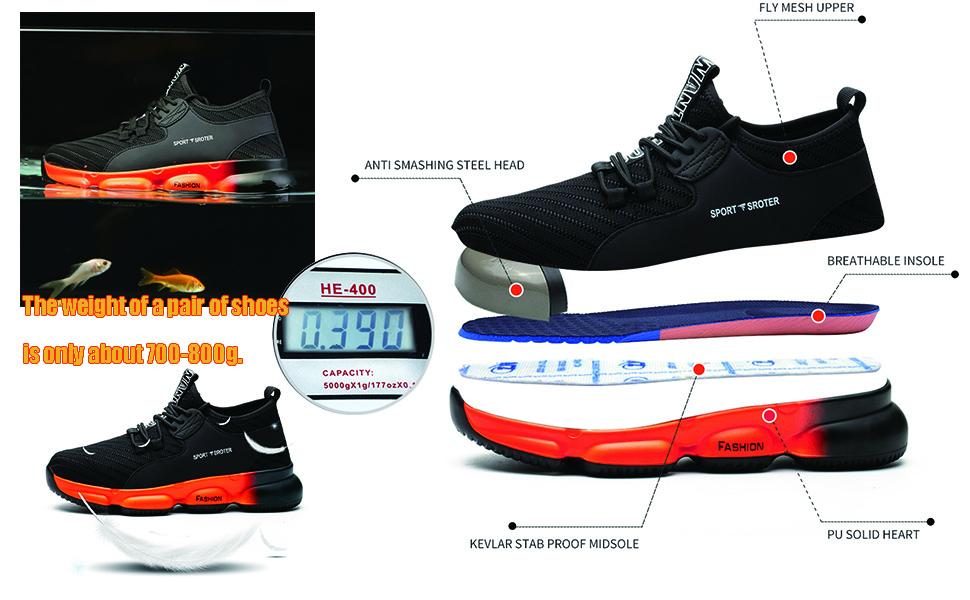 Chaussures de Travail