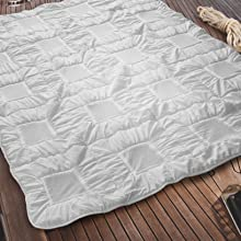 climabalance sleephi sleephix lightweight comforter bedding system quilt blanket breathable