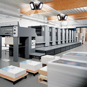 factory workshop light