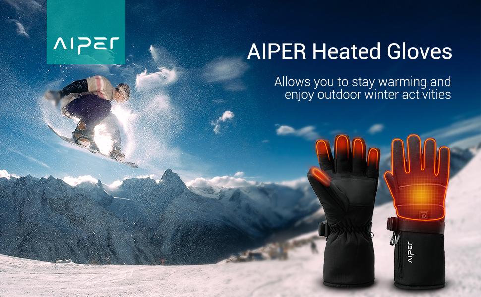 Aiper Heated gloves