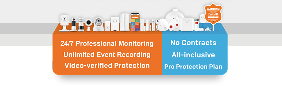 Home8 All-inclusive Pro Protection Plan