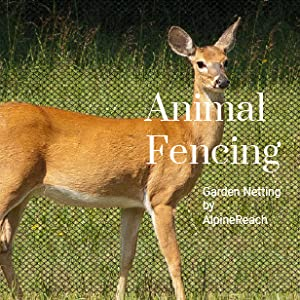 Animal Fencing Garden Netting by AlpineReach