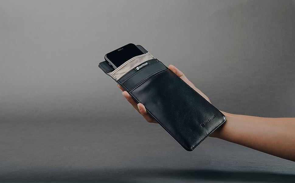 faraday bag sleeve block signal to phone dead phone kill zone kill switch phone sleeve bag faraday