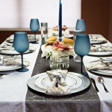 Plastic Plates, Wedding, Dinner