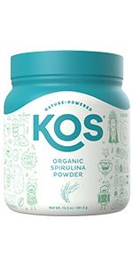 powder ashwagandha spirulina lions mane capsules mushroom organic supplement support rhodiola blue