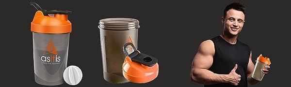 Trendy Shaker Bottle