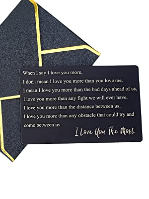 anniversary card for men