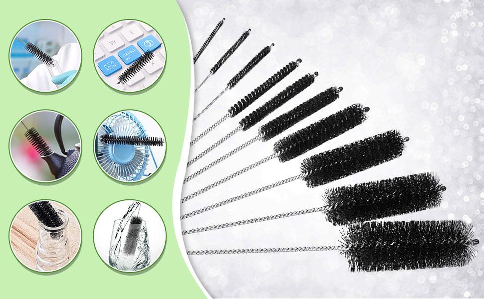 Nylon Tube Pipe Brushes