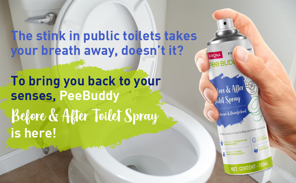toilet seat sanitizer and deo