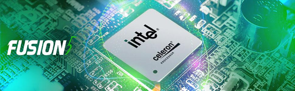 Intel's Celeron N3450 Quad Core CPU