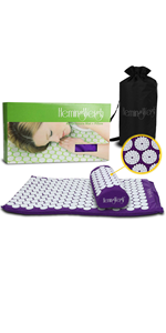 hemingweigh acupressure relax yoga pain relief