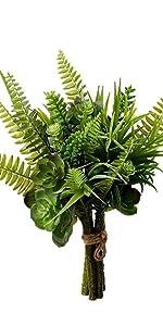 Varied Succulent Bouquet