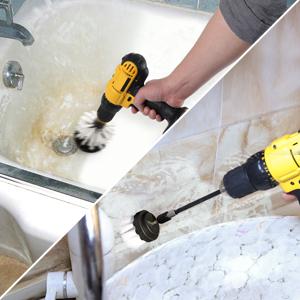 SNOWINSPRING Juego de Cepillos de 20 Piezas Juego de Herramientas para Inyectores de Limpieza y Descarbonizaci/óN Juego de Cepillos de Limpieza de Acero Lat/óN y Nylon
