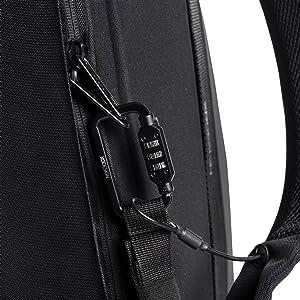 Polyester Material Nylon Lining Shoulder Messenger Bag Multi-function Passport Bag Men And Women Portable Travel Ticket Shoulder Bag Anti-theft Document Storage Bag Slung Mini Bag Black Gray Green Ora