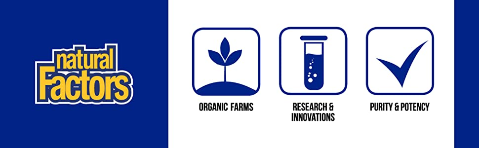 Organic Farms, Research & Innovations, Purity & Potency