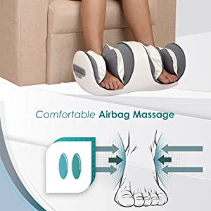 use for foot massage or knee massage