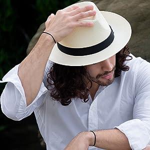 hat classy panama straw outside shade fancy fashion