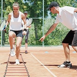 tennis personal training