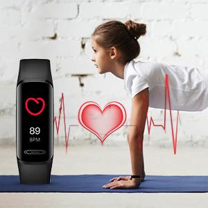fitness armbanduhr