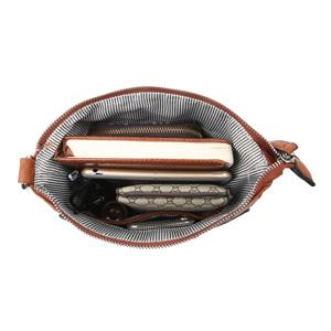 92a7015f7929 seOSTO Lightweight Medium crossbody Purse Casual Leather Bag for Women