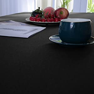 SKY BLUE TABLE CLOTH LIGHT BLUE TABLE CLOTH WATERPROOF TABLECLOTH FOR DINING ROOM
