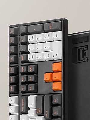 Mistel double shot mechanical keyboard