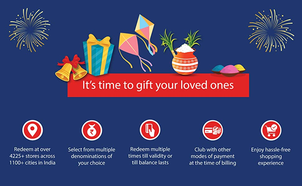 Its Time to Gift Your Loved Ones