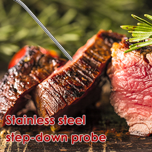 meat thermometer instant read
