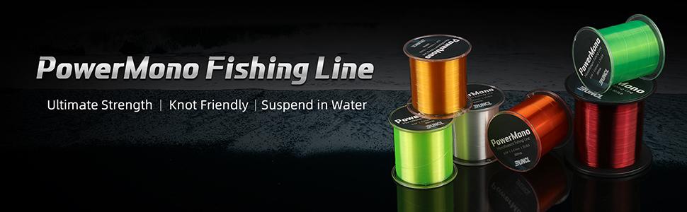 mono fishing line