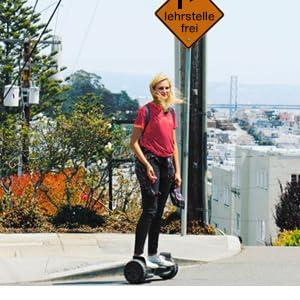 Hoverboard 8.5 Tout terrain Gyropode éléctrique